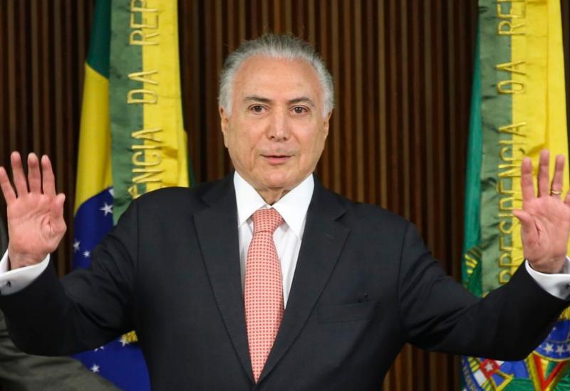 Michel Temer é preso pela Lava Jato; outros mandados de prisão foram expedidos pelo juiz Marcelo Bretas, da Justiça Federal do Rio de Janeiro