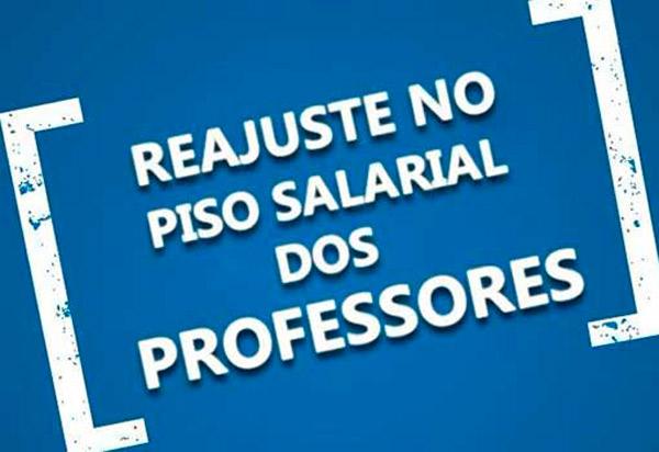 Brumado: Prefeitura garante ao corpo docente da Rede Municipal de Ensino o repasse de 4,17% ao Piso Nacional Salarial para Professores