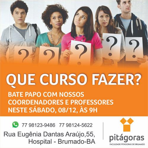 Faculdade Pitágoras: que curso fazer?