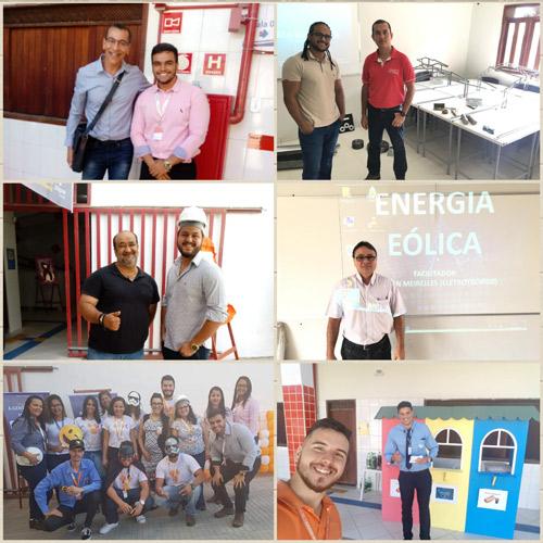 Faculdade Pitágoras de Brumado promoveu o primeiro 'Giro de Profissões'