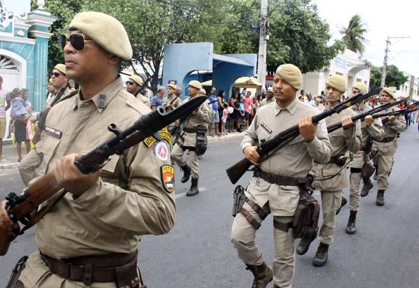Bahia: MPF defende adicional de periculosidade de 30% para PMs