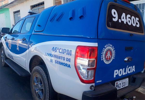 Livramento: 46ª CIPM verifica denúncias de aglomeração e perturbação de sossego na zona rural