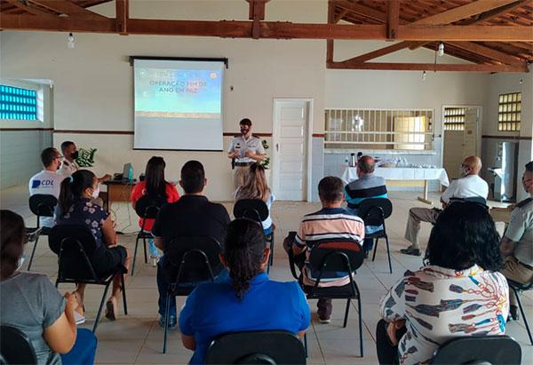 46ª CIPM-Livramento realiza Operação 'Fim de ano em Paz'