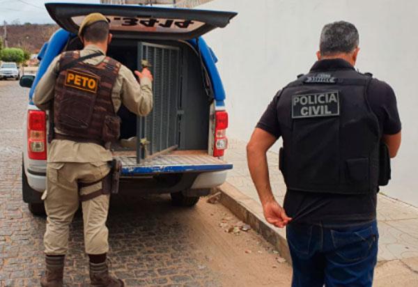 Brumado: 'Operação Apópeira' dois suspeitos se entregam à polícia