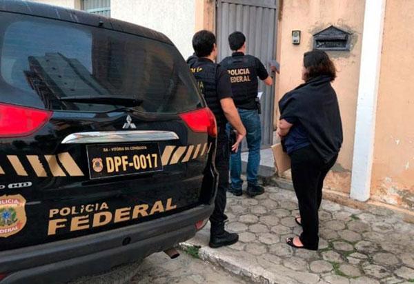 Operação Ciranda de Pedra: 20 mandados de busca e apreensão e 14 mandados de intimação são cumpridos pela PF no sudoeste da Bahia