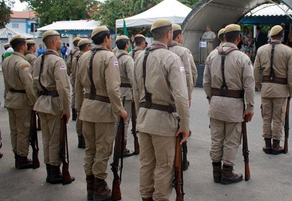 34ª CIPM: Major Cabral afasta a existência de greve em Brumado e região