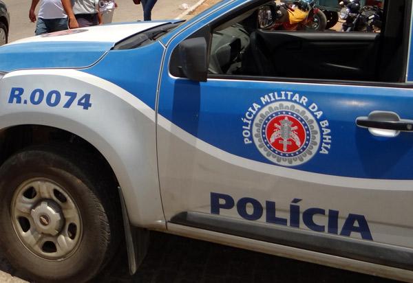 Homem é detido após tentar forçar relacionamento íntimo com mulher em Brumado