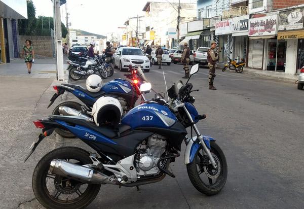 34ª CIPM iniciará no centro comercial de Brumado a operação 'Natal em Paz'