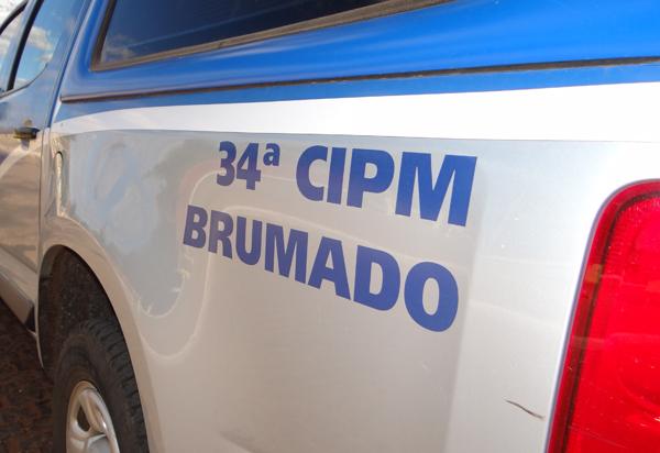 Brumado: Homem com mandado de prisão em aberto é localizado no bairro São Félix