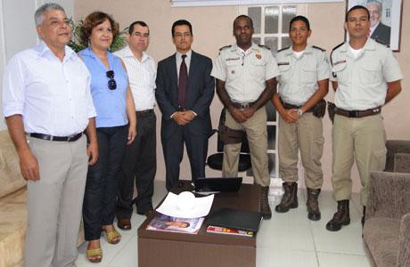 BRUMADO: POLÍCIA SE UNE PARA COMBATER O CRIME