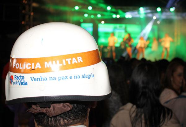 PM atua com mais de 18 mil pms na Operação São João 2018
