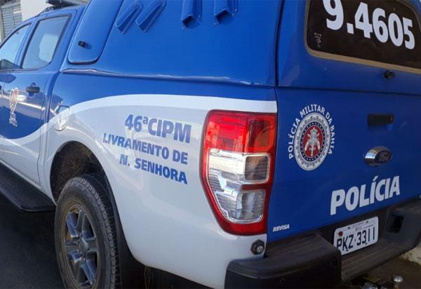 Homem é detido acusado de tentativa de assalto em Livramento