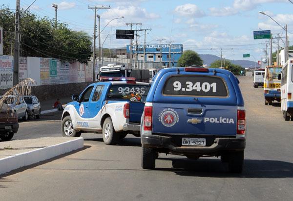 Polícia Militar detémacusado de ameaça de morte na zona rural de Brumado