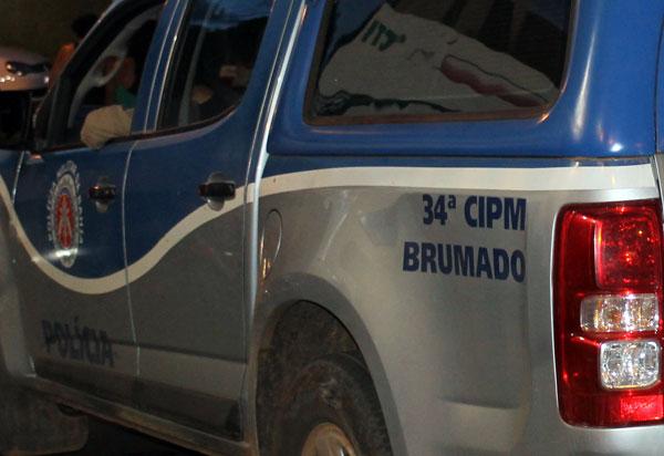 Brumado: homem é preso acusado de agressão física contra companheira no bairro do Mercado
