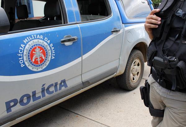Brumado: acusado de roubo no centro da cidade é detido e material recuperado