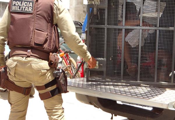 Homem com mandado de prisão em aberto em Mato Grosso do Sul é preso em Brumado