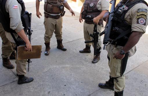 Brumado: Polícia detém suspeito da morte de idoso durante assalto