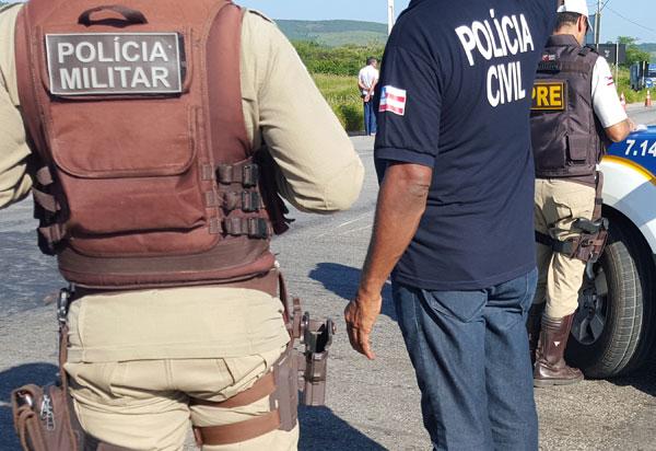 Policiais baianos recebem R$ 40 milhões em PDP nesta quinta