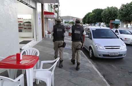 BRUMADO: NOVOS POLICIAIS JÁ ESTÃO NAS RUAS