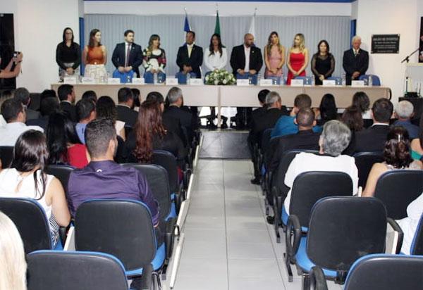 Advogado Kleber Lima Dias é empossado presidente da 21ª Subseção OAB/Brumado