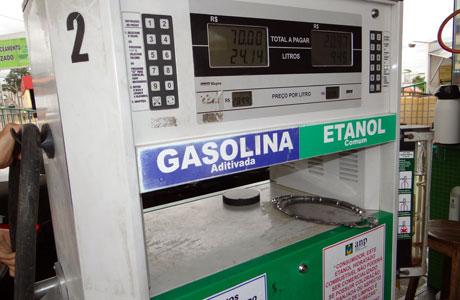 Mantega: política de reajuste de combustíveis não está definida