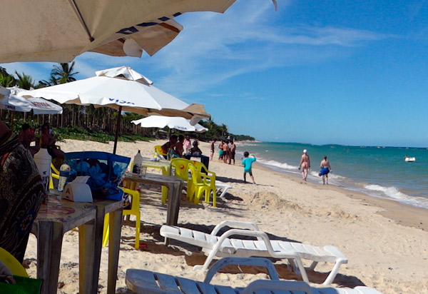 Atividade turística na Bahia cresceu 1,3% em 2019