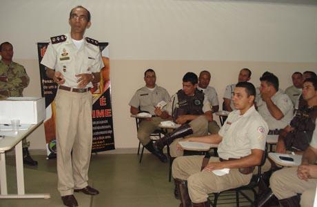 Sudoeste: Policiais Militares Rodoviários participam de palestra