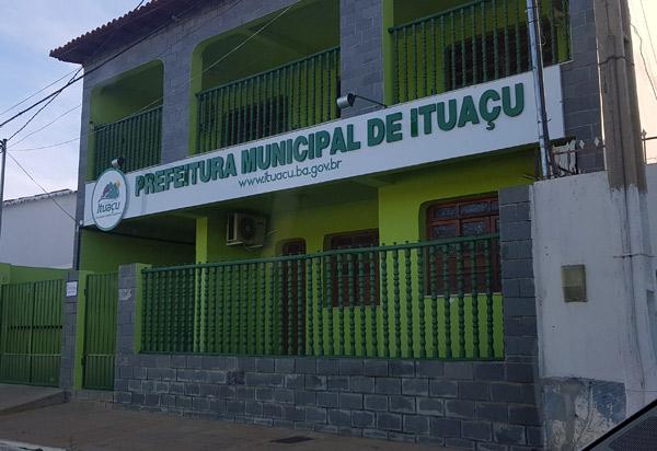 Ituaçu: prefeitura é suspeita de deixar de recolher contribuições do INSS descontadas de servidores
