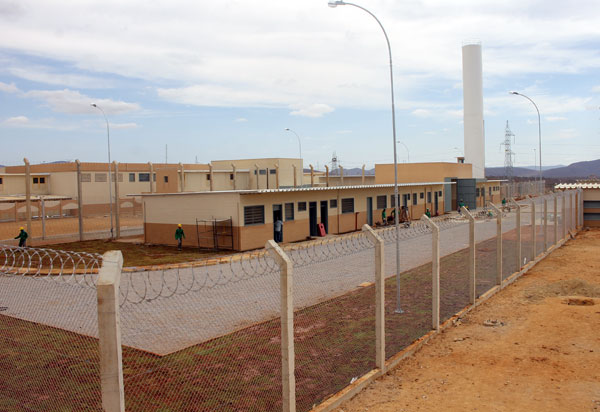 Brumado: SEAP assina contrato de R$ 53 mi para colocar presídio em funcionamento