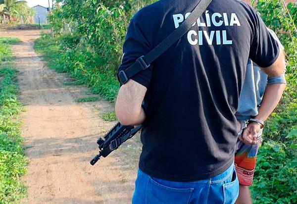 Carinhanha: Quatro homens são presos  suspeitos de estuprar criança de 10 anos