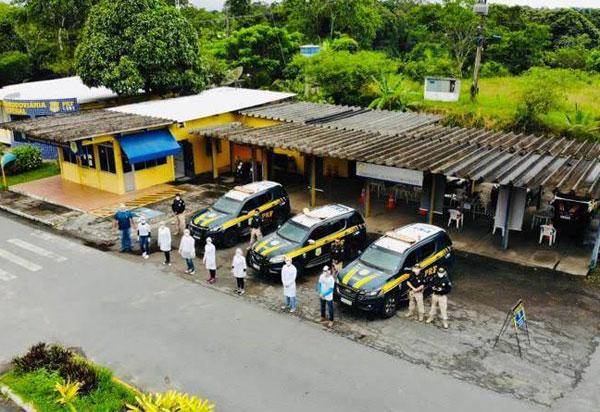 PRF na Bahia recomenda que os cidadãos fiquem em casa neste feriado da Semana Santa