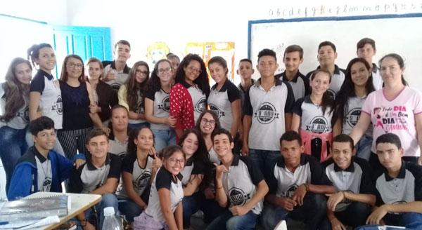 Brumado: Programa Saúde na Escola é realizado na escola Miriam Azevedo Gondim Meira