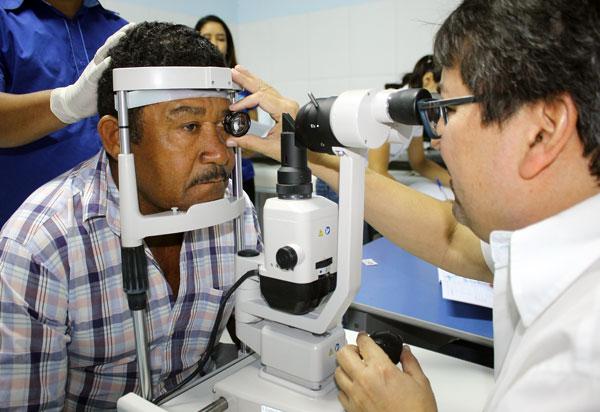 Programa do Glaucoma retoma as atividades em Brumado