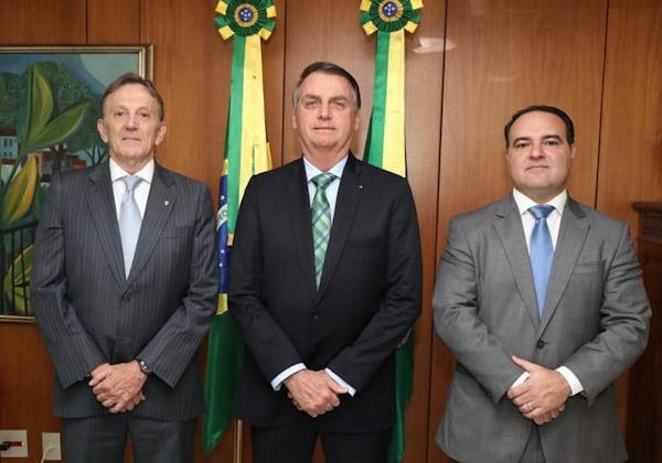 Bolsonaro anuncia policial militar Jorge Antônio de Oliveira Francisco na Secretaria-Geral da Presidência
