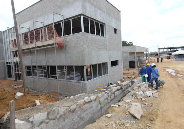 Vitória da Conquista: Governo do Estado investe mais de R$ 13 milhões para construção da Case