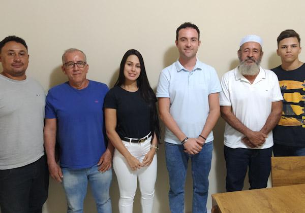 Cláudio Ribas assume presidência do diretório municipal do PDT e declara apoio a pré-candidatura de Fabrício Abrantes