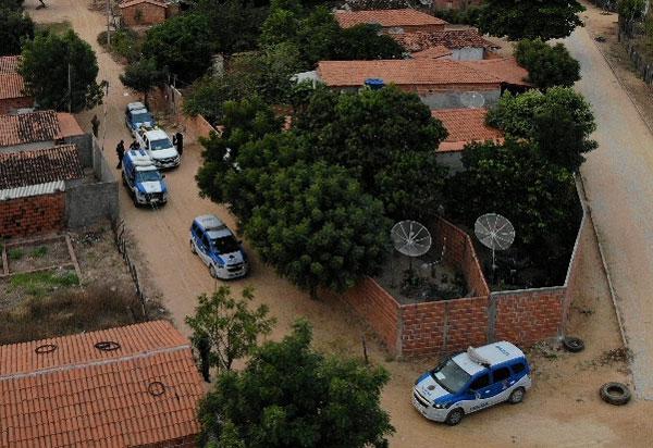 Carinhanha: Quadrilha de furtos em propriedades rurais é desarticulada