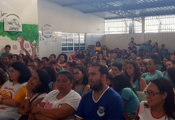 Brumado: Escola em Tempo Integral Graça Assis realizou o Projeto 'Quinta que Encanta'