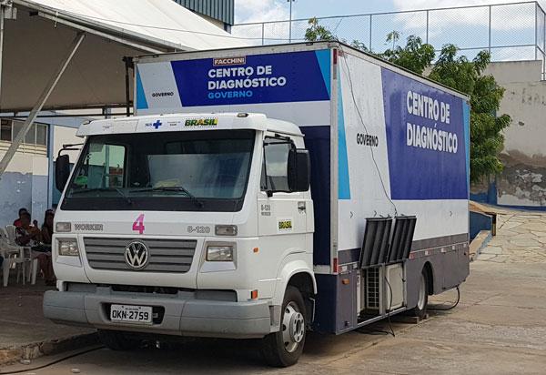 Boquira, Ibicoara e Malhada de Pedras recebem o Saúde sem Fronteiras rastreamento do Câncer de Mama
