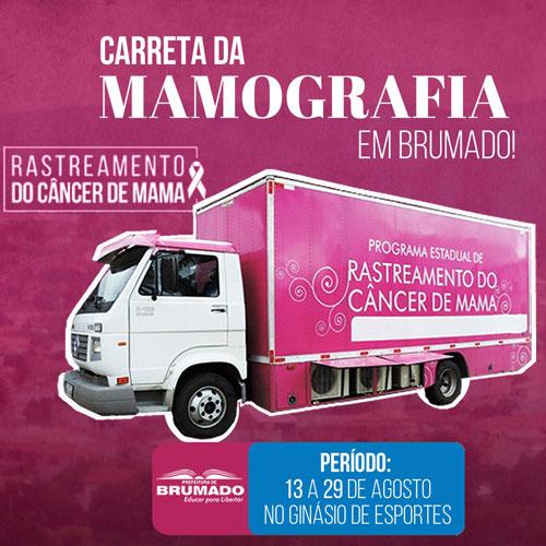 Brumado: em parceria com a Prefeitura, SESAB irá realizar exames gratuitos de Mamografia