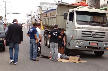 BRUMADO: POLÍCIA REALIZA RECONSTITUIÇÃO DE ACIDENTE