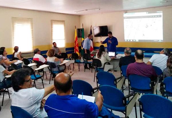 Brumado: reunião discutiu pontos importantes para implantação da Zona Azul