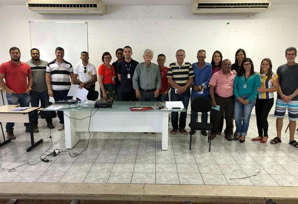 Reunião estratégia para a realização do Censo 2020 em Brumado teve avaliação positiva