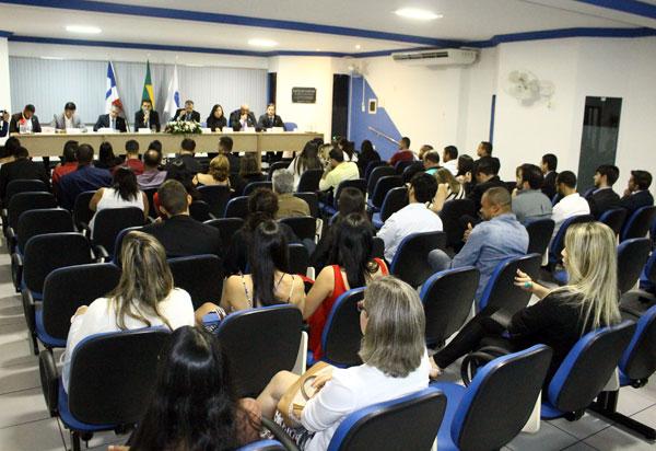 Brumado: Debate promovido pela OAB-BA discutiu as violações das prerrogativas dos advogados que estão sendo praticadas no Brasil