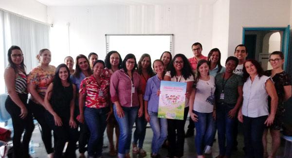 Brumado: SESOC realizou reunião intersetorial com a rede de atendimento 'Direito de ser na primeira infância