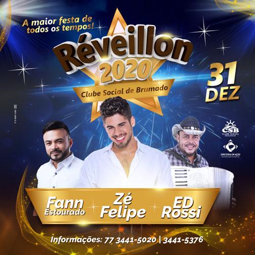Brumado: estão à venda os ingressos para o Réveillon do Clube Social