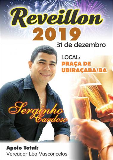 Brumado: Distrito de Ubiraçaba comemorará réveillon com show de Serginho Cardoso