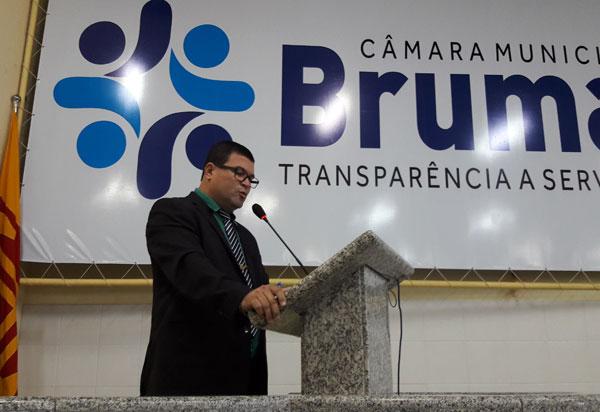 Brumado: vereador Rey de Domingão cobra urgência na colocação de barreiras sanitárias nas principais entradas da cidade