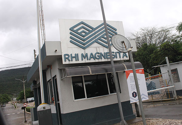 RHI Magnesita tem vagas abertas em Brumado