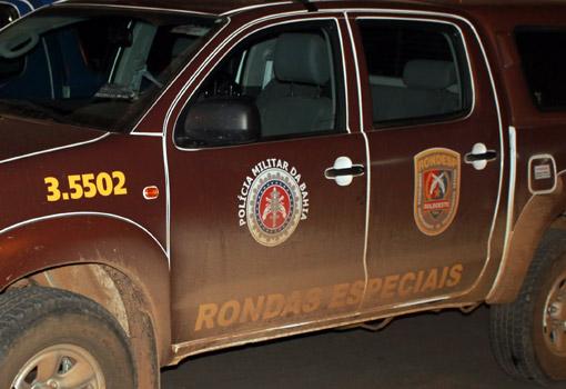 Homem morre em confronto com a Rondesp no centro de Ituaçu
